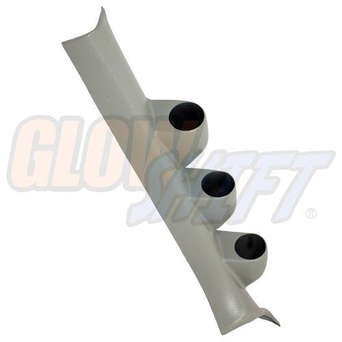 GlowShift 2005-2010 Scion TC Gray Triple Pillar Pod (Tc Scion Aftermarket)