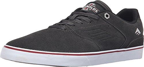 Emerica The Reynolds - Zapatillas de skateboarding gris oscuro