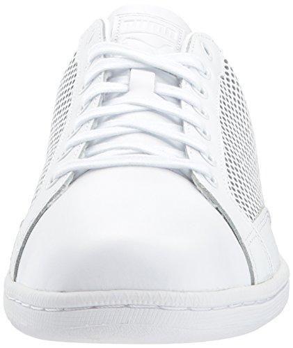 Puma Mens Match 74 Summer Shade Fashion Sneaker Puma Bianco-puma Blac