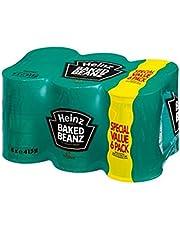 Heinz Beans 6pk (415g per can)