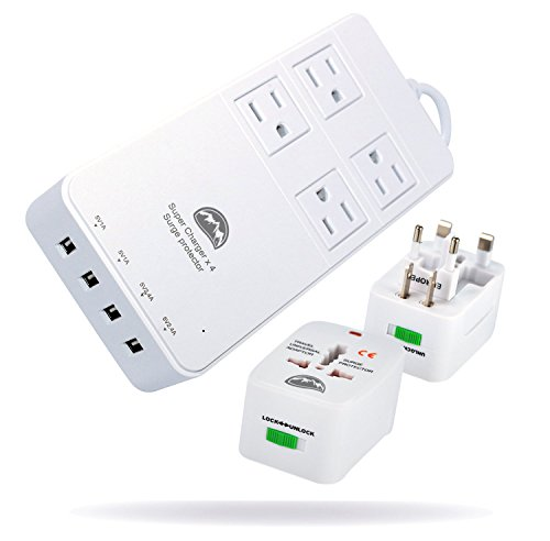 Best Surge Protector For International Travel