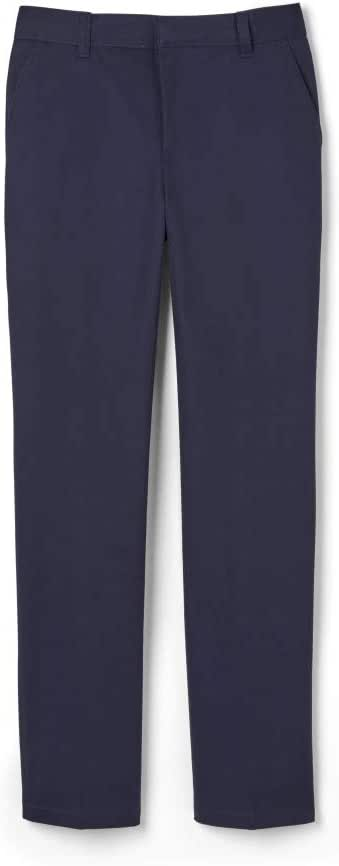 French Toast Boys SK9280 Relaxed Fit Twill Pant School Uniform Pants