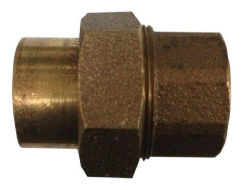 COP x FIP Plumbers Choice 90178 1-1//4-Inch Brass Union