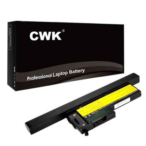 CWK® New Replacement Laptop Notebook Battery for IBM ThinkPad X61S X60 X61 X60S 40Y7001 42T4505 92P1174 92P1227 92P1173 FRU 92P1173 92P1227 42T4505 X60 X61 X60s X61s IBM X60S/ThinkPad X60s FRU 42T4505 42T4506 92P1163 92P1165 40Y6999 40Y7001 40Y7003