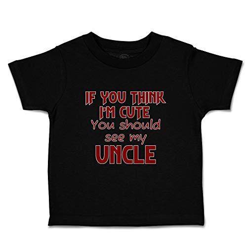 Custom Baby & Toddler T-Shirt If You Think I