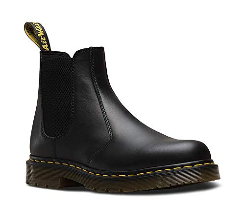 Unisex Martens Uk Work 10 Sr 2976 Black Chelsea Medium Dr Boot M O6Eqx7wwS