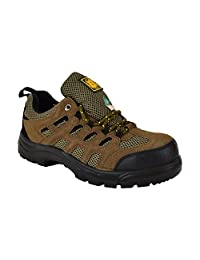Tiger CSA Safety Men's Lightweight Comfort Leather Work Safety Boots - 3111