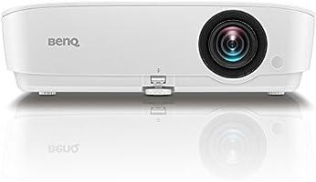 BenQ MS531 - Proyector con 3300 Lúmenes, 2 entradas HDMI, 332.4 x 99 x 214.3 mm