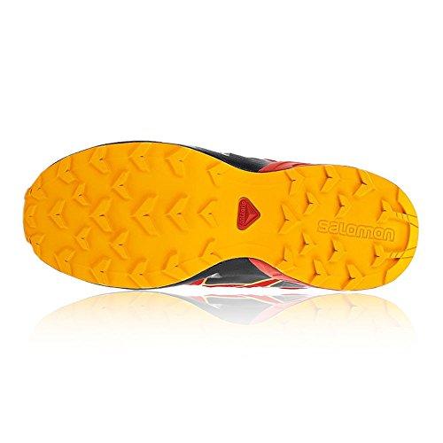 Unisex Rojo De bright black Red Running Niños fiery Trail Speedcross Salomon Zapatillas J Marigold TU78YqfT