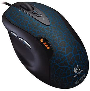 Logitech G5 USB Laser Gaming Mouse