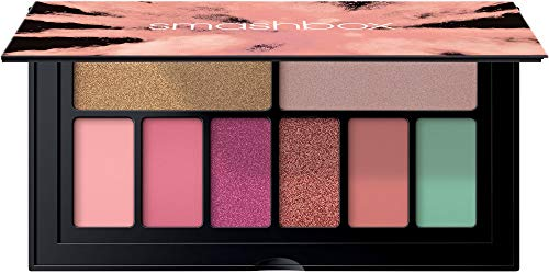 Cover Shot: Eye Palettes By Smashbox - Pinks & Palms (Smashbox Limited Edition Cosmetics)