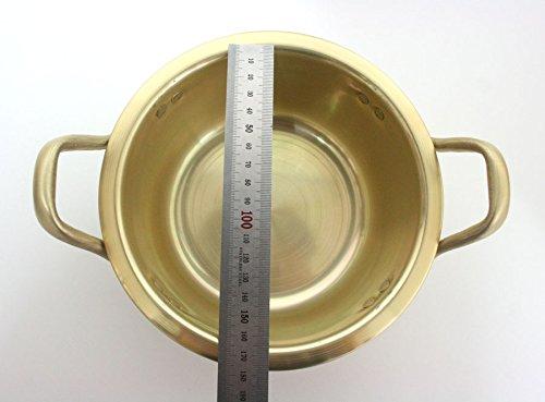 Hot Shin Ramyun Aluminum Pot 6.3 Korea Noodle Pot // Traditional HOT POT 16cm