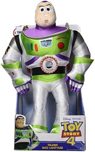 Toy Story Talking Plush Buzz product image