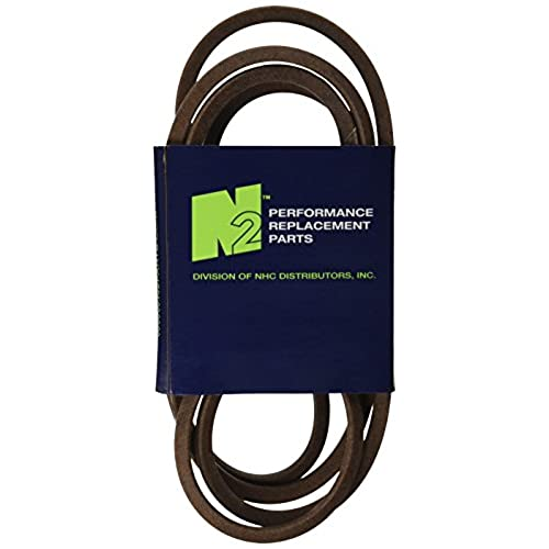 N2 248-104Z 1/2 x 104-Inch Deck Drive Belt for John Deere 42
