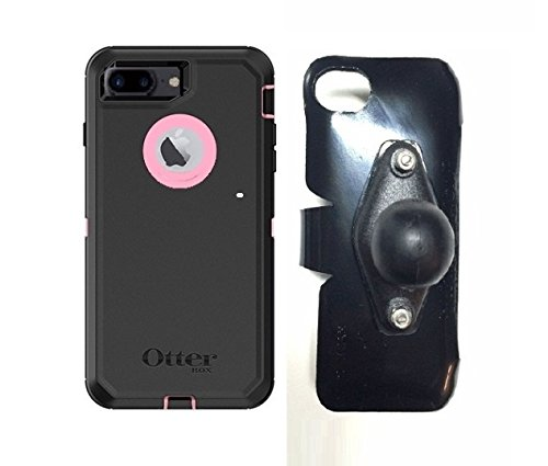 promo code a646e 313e2 Amazon.com: SlipGrip RAM Holder For Apple iPhone 8 Plus Using ...
