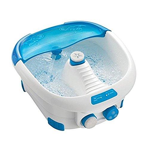 Homedics Pedicurespa Footbath With Heat and 6 Attachments