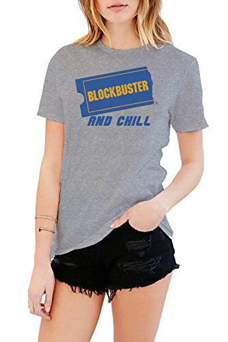blockbuster-and-chill-juniors-light-grey-heather-t-shirt-m