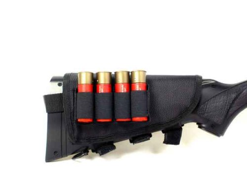 BBTac-Airsoft-Shotgun-Pump-w-Shells-Flashlight-Red-Dot