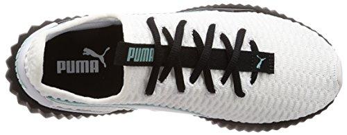 puma Blanc Puma puma Defy 03 Fitness White Chaussures Black Femme De Wn's 0qAYzwr0
