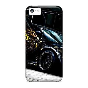 For Iphone 5c Premium Tpu Case Cover Modified Mitsubishi Protective Case