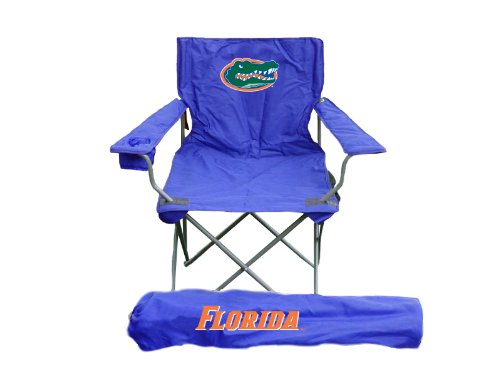 (Rivalry NCAA Florida Gators Folding Chair With Bag)