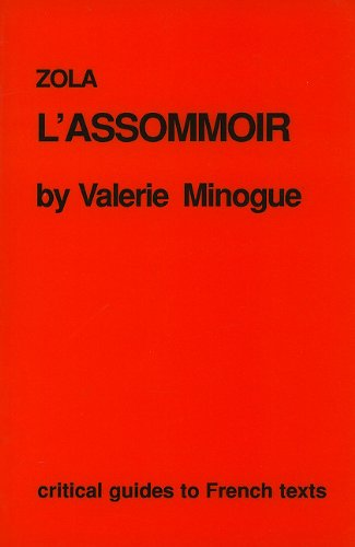 Zola: L'Assommoir (Critical Guides to French Texts)