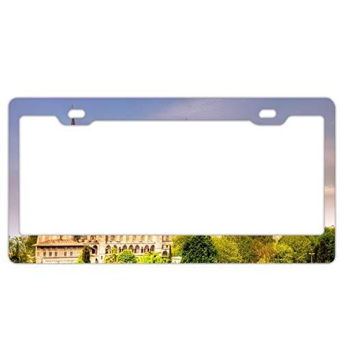 - Sultan Ahmed Mosque Alumina License Plate Frame 2 Hole