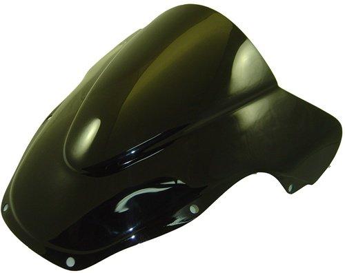 Yana Shiki SW-2001DS R Series Dark Smoke Windscreen for Suzuki GSX-R 600/GSX-R 750/GSX-R 1000 ()