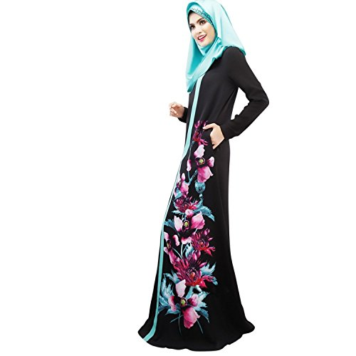 moroccan dress jilbab kaftan abaya - 8