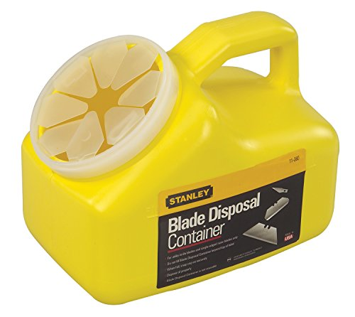 Stanley 11 080 Blade Disposal Containers