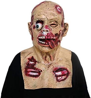Halloween Máscara Máscara de látex de Halloween, Resident Evil ...