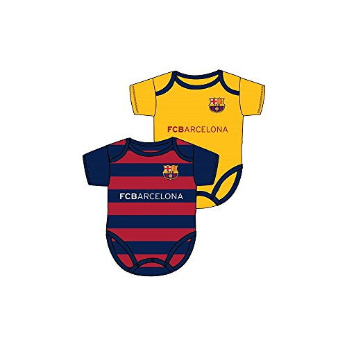d15e160c256 Barcelona 2PK Baby Grow Bodysuit   Home & Away - Buy Online in Oman.    official football merchandise Products in Oman - See Prices, Reviews and  Free ...