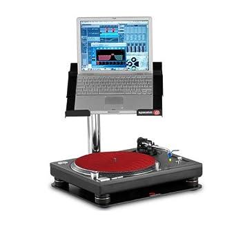 Space Tek - Atril para DJ: Amazon.es: Electrónica