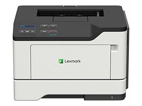 Lexmark B2338dw Monochrome Laser Printer Offers Duplex, Two-Sided Printing, Enhanced Security with Wireless & Ethernet Network Capability All in a Compact Machine (36SC120) (Renewed) by Lexmark (Image #2)