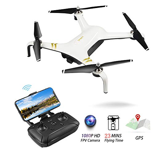 Smart Drone with HD 1080P Camera – Long Range Drone with
