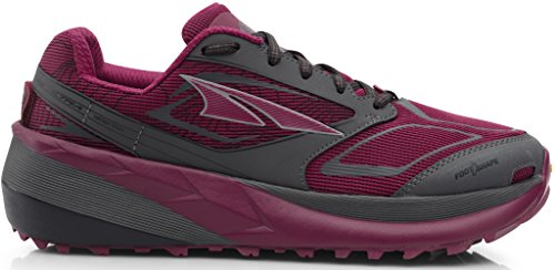 Altra AFW1859F Women's Olympus 3 Running Shoe, Raspberry - 10 B(M) US by Altra (Image #1)
