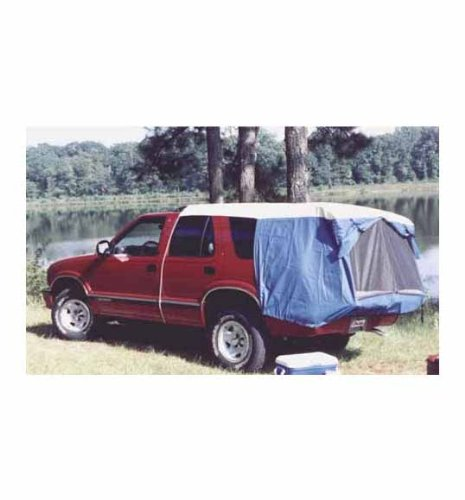 DAC Mid - Size Truck Tent by Dac Inc.-Vehicle Tents (Image #1)