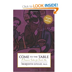 Come to the Table: A Passover Seder for Parish Use Meredith Gould