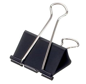 Bürobedarf klammern  Maul Klammern Foldback 2151690 sw VE12: Amazon.de: Bürobedarf ...