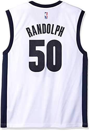 (NBA Men's Memphis Grizzlies Zach Randolph Replica Player Home Jersey, Large, White)