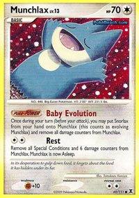 Pokemon - Munchlax A (69) - Rising Rivals
