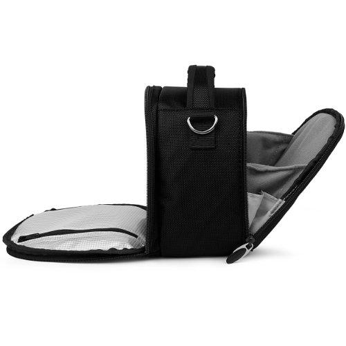 Laurel Travel Camera Case For Canon EOS 500D, 50D, 550D, 5D Mark II, 5D Mark III DSLR Camera