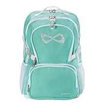 Nfinity Princess Backpack Light Teal