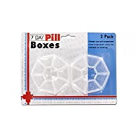 7-day Pill Box Double Pack
