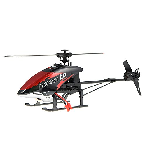 Goolsky Walkera MASTER CP Flybarless 6-Axis Gyro 6CH RC Helicopter w/ DEVO 7 Transmitter