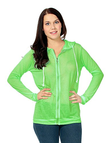 Simplicity Protection Slim Fit Transparent Jacket