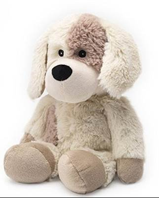 PUPPY - WARMIES Cozy Plush Heatable Lavender Scented Stuffed Animal