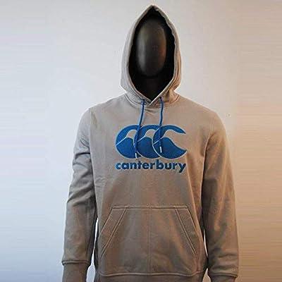 Canterbury Sudadera Algodón Hombre Gris – e553948 066 , S: Amazon ...