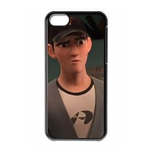 iPhone 5C Phone Case Black Big Hero 6 Character Tadashi Hamada ES3TY7841129