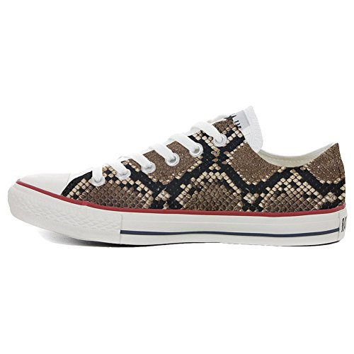 Customized Star Low Pitonate Handwerk Slim Schuhe All personalisierte Converse Schuhe x4ntq5